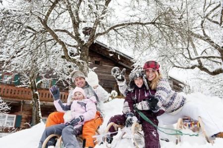 Skiing Activities